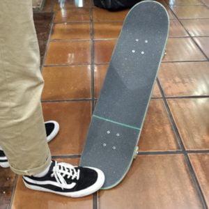 lija para tabla skate